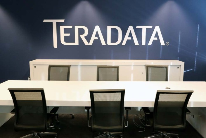 Nieuwe kantoorinrichting Teradata