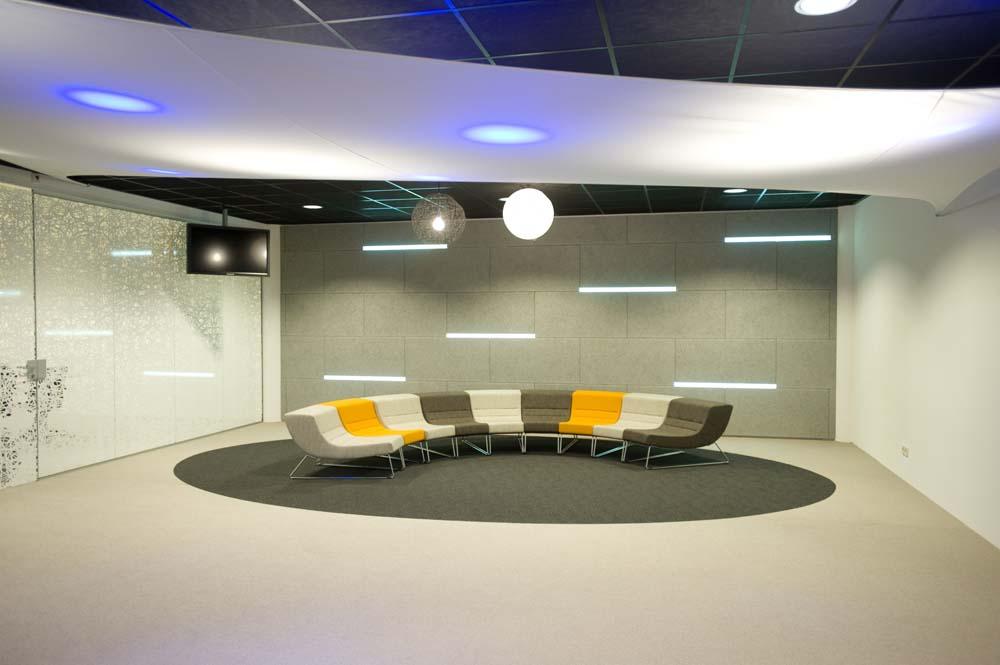 Nieuwe kantoorinrichting KPN Datacenter