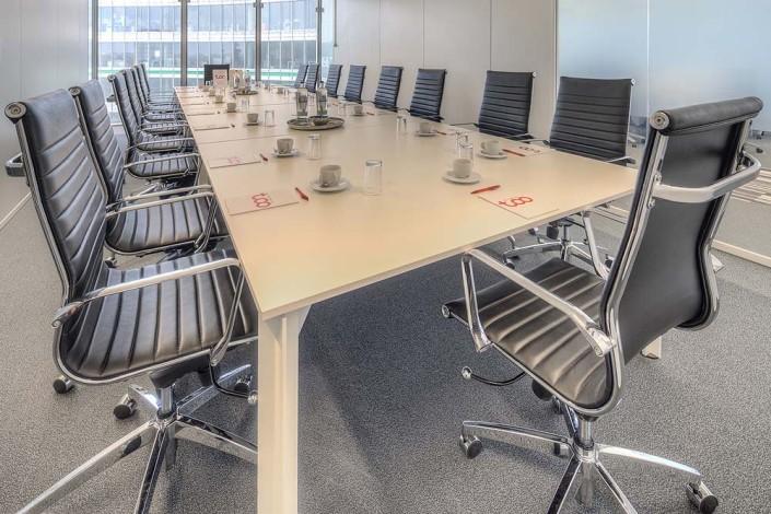Nieuwe kantoorinrichting The Office Operators